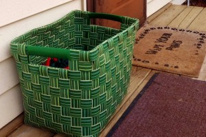 The Mysterious Basket